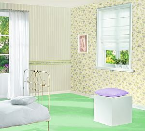 hochwertige tapeten und stoffe raumgestaltung decowunder. Black Bedroom Furniture Sets. Home Design Ideas