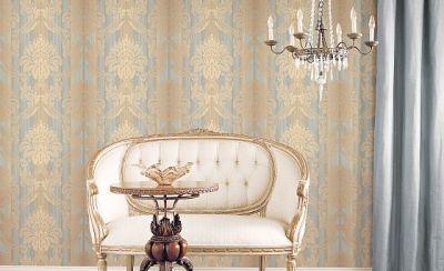 barock tapeten bringen den richtigen stil in ihre r ume. Black Bedroom Furniture Sets. Home Design Ideas