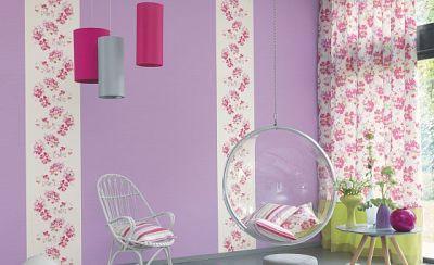 moderne tapeten nach dem neuesten modetrend seite 2. Black Bedroom Furniture Sets. Home Design Ideas