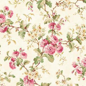 Papiertapete von dezent bis barock f r individuelle ideen for Tapete rosen