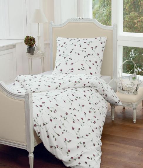 mako soft seersucker bed linen TANGO 2174-01