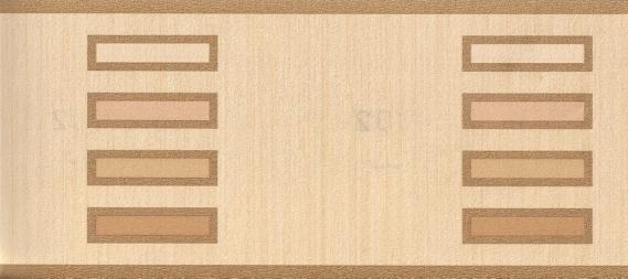 Paper-backing border with rectangle pattern 5657-02