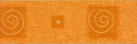 hochwertige tapeten und stoffe selbstklebende bord re kringel muster 30337 decowunder. Black Bedroom Furniture Sets. Home Design Ideas