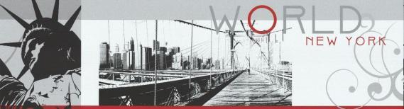 hochwertige tapeten und stoffe selbstklebende bord re new york 27091609 decowunder. Black Bedroom Furniture Sets. Home Design Ideas