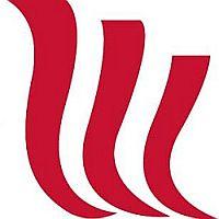 Hochwertige tapeten und stoffe vinyltapete barockmuster for Tapete hellblau muster