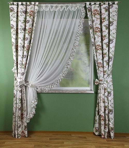High quality wallpapers and fabrics curtain in country for Next wallpaper and matching curtains
