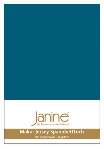 stretch bed sheet jersey dark blue 5007-72