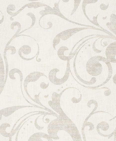 hochwertige tapeten und stoffe vliestapete mit ornamenten 53156 decowunder. Black Bedroom Furniture Sets. Home Design Ideas