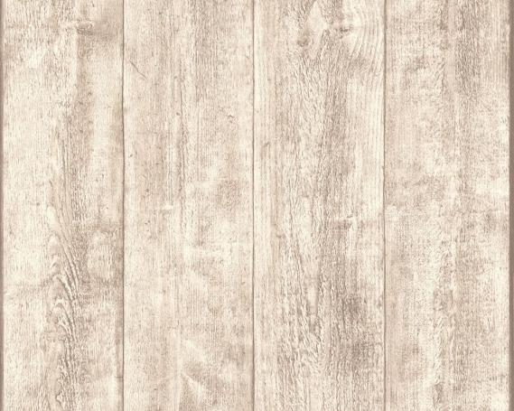 Non-woven wallpaper with wood pattern 7088-30