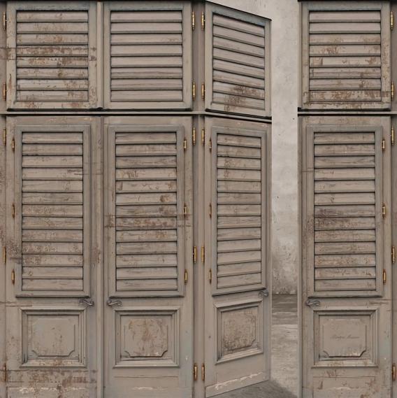 hochwertige tapeten und stoffe no limits wallprints wandbild riviera maison 30603 decowunder. Black Bedroom Furniture Sets. Home Design Ideas