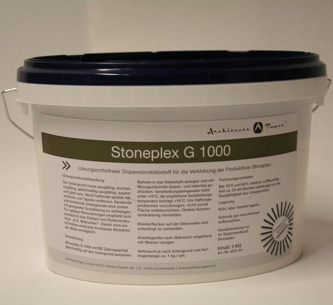 wall adhesive for Stoneplex G1000 4051-04