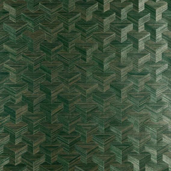 hochwertige tapeten und stoffe vlies sisal tapete cube. Black Bedroom Furniture Sets. Home Design Ideas