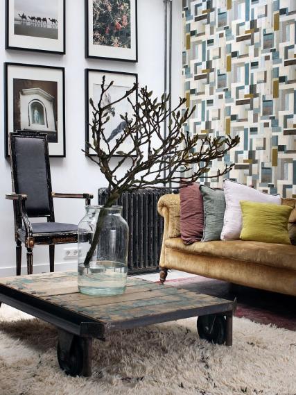 hochwertige tapeten und stoffe vliestapete brooklyn bridge esta home 138514 decowunder. Black Bedroom Furniture Sets. Home Design Ideas