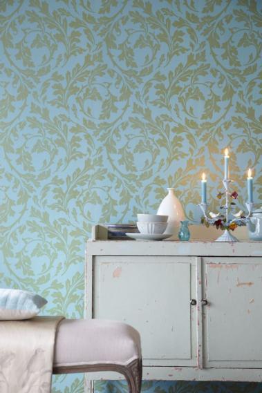 hochwertige tapeten und stoffe vliestapete barock t rkis gold 310062 un bisou eijffinger. Black Bedroom Furniture Sets. Home Design Ideas