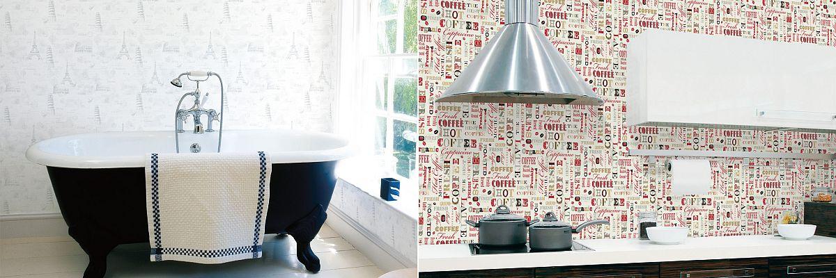 hochwertige tapeten und stoffe warum tapete decowunder. Black Bedroom Furniture Sets. Home Design Ideas