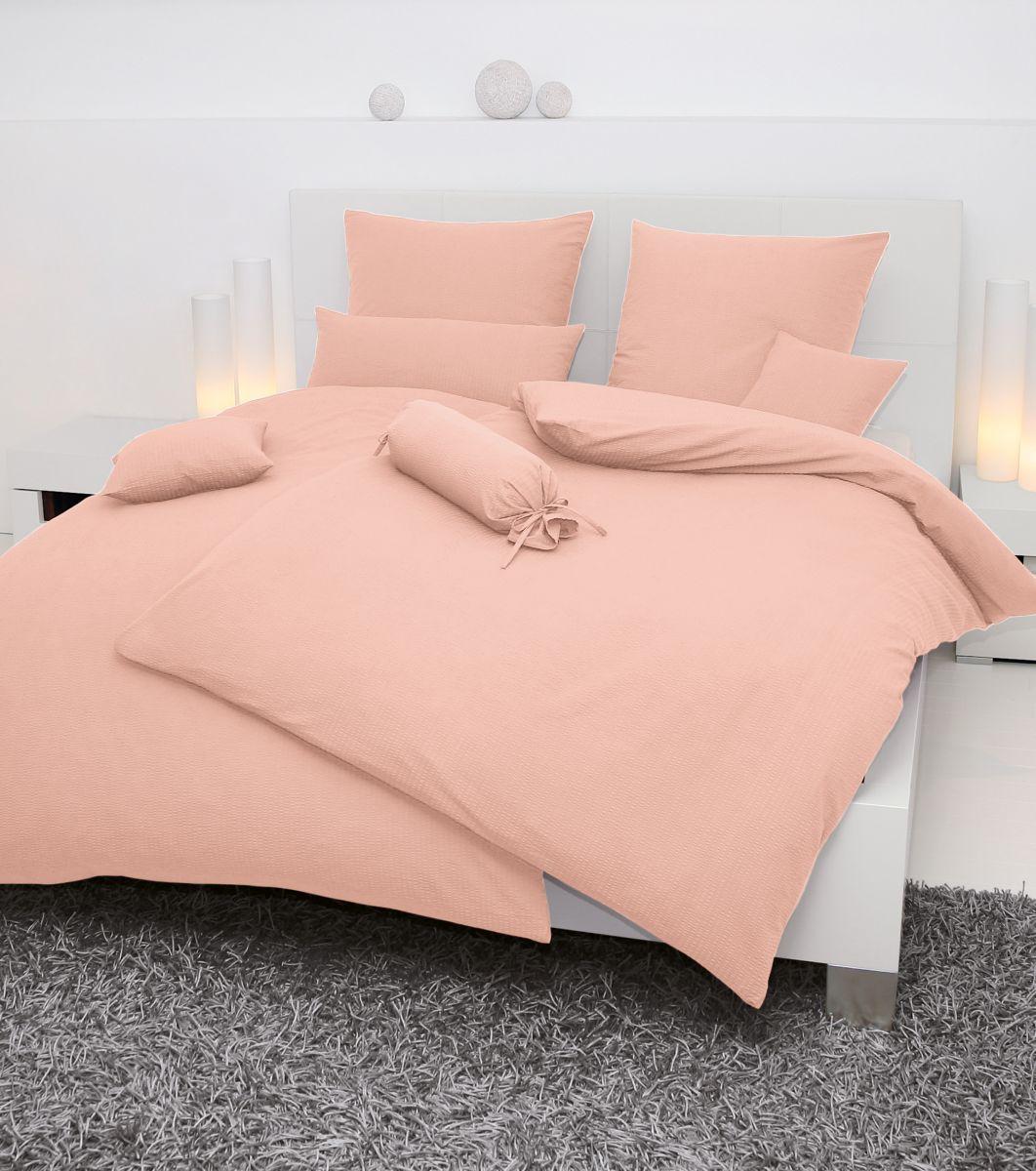 hochwertige tapeten und stoffe mako soft seersucker bettw sche piano 0125 34 decowunder. Black Bedroom Furniture Sets. Home Design Ideas