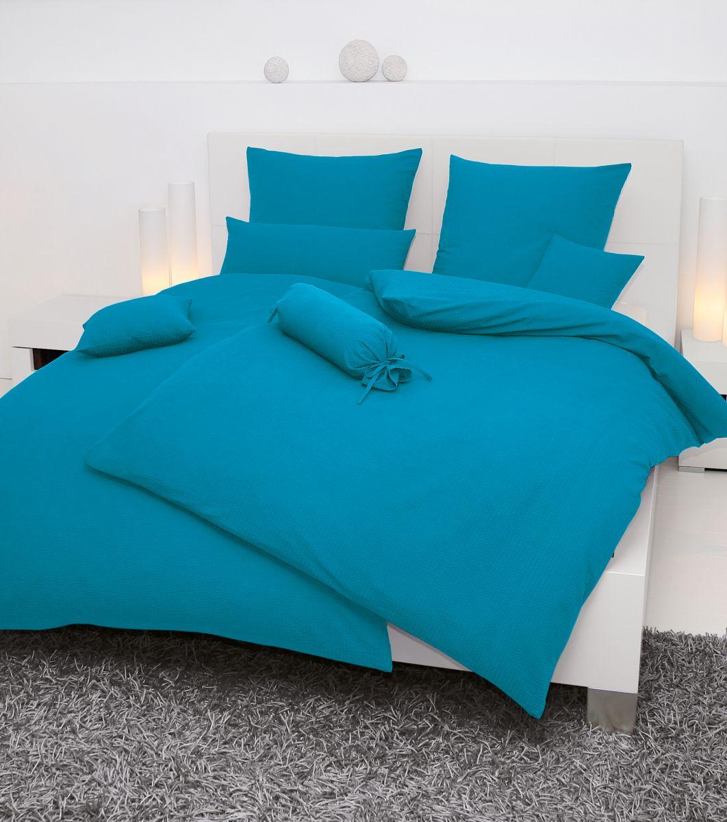 hochwertige tapeten und stoffe mako soft seersucker bettw sche piano 0125 42 decowunder. Black Bedroom Furniture Sets. Home Design Ideas