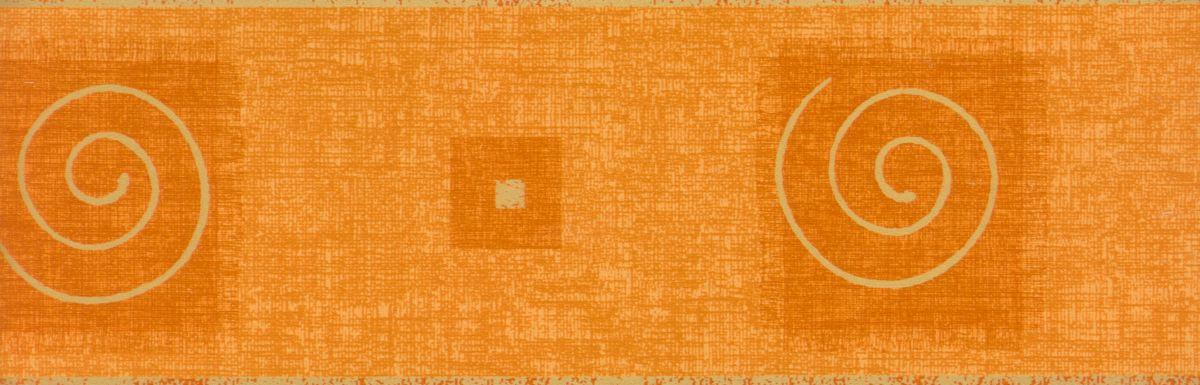 Einfarbige Selbstklebende Tapeten : Selbstklebende Bord?re Kringel Muster 30337 bei Decowunder kaufen
