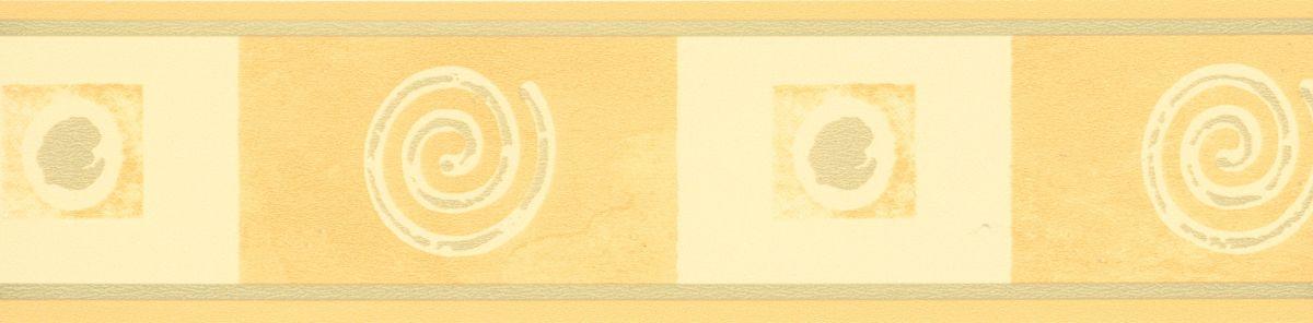 Einfarbige Selbstklebende Tapeten : Selbstklebende Bord?re grafisches Muster 3595-09 bei Decowunder