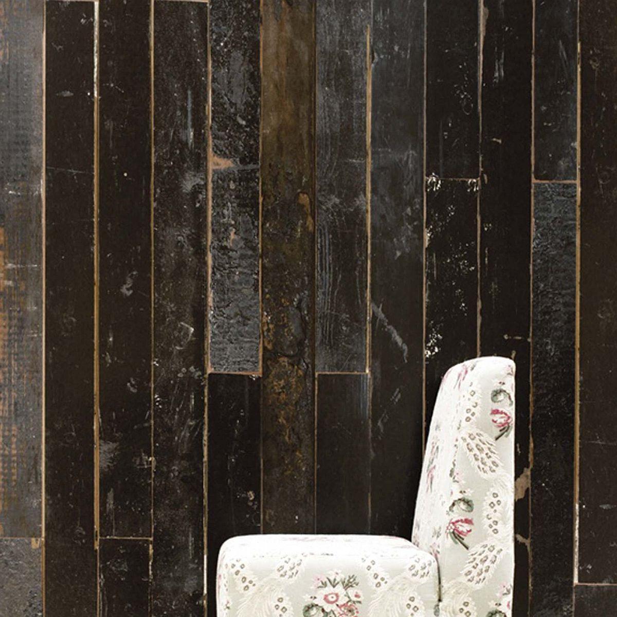hochwertige tapeten und stoffe vintage tapete digitaldruck bretter phe 05 scrapwood. Black Bedroom Furniture Sets. Home Design Ideas