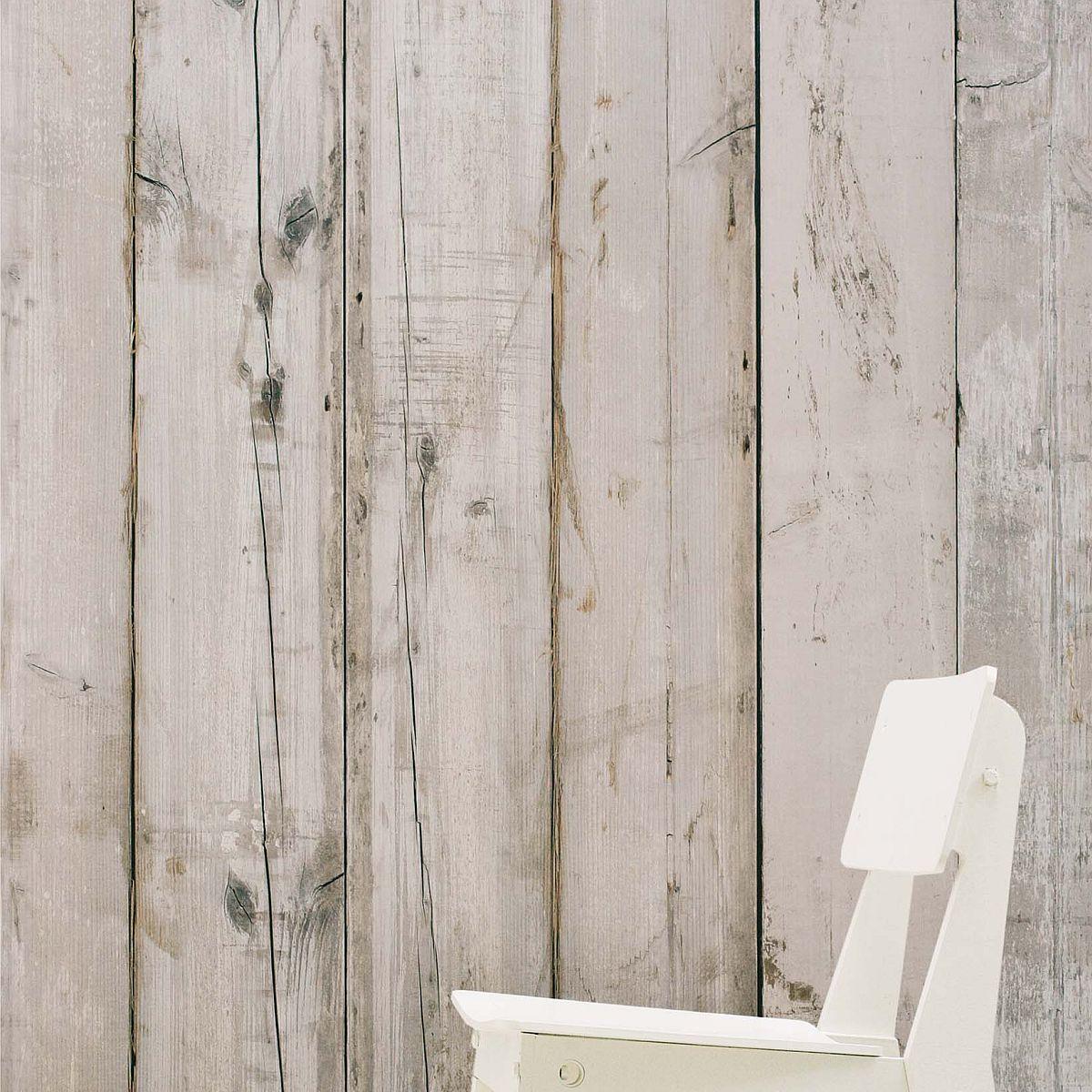 hochwertige tapeten und stoffe vintage tapete digitaldruck bretter phe 07 scrapwood. Black Bedroom Furniture Sets. Home Design Ideas