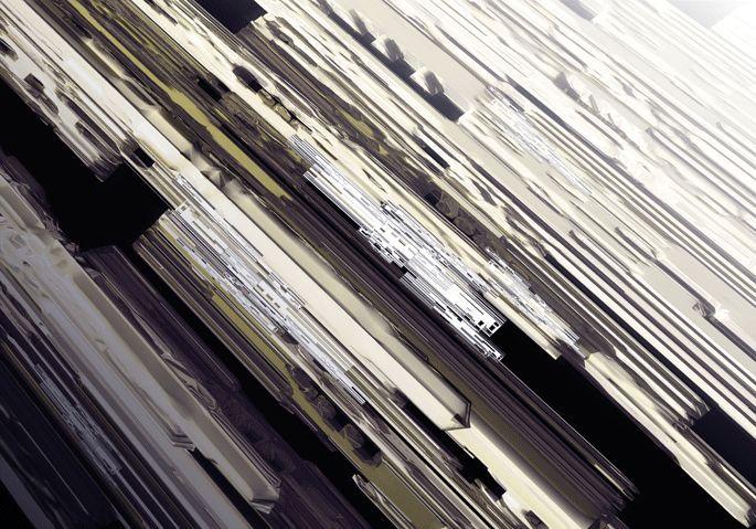 Suche Ausgefallene Tapeten : Decowunder Tapeten Fototapete Komposition 02 EV1335 g?nstig online