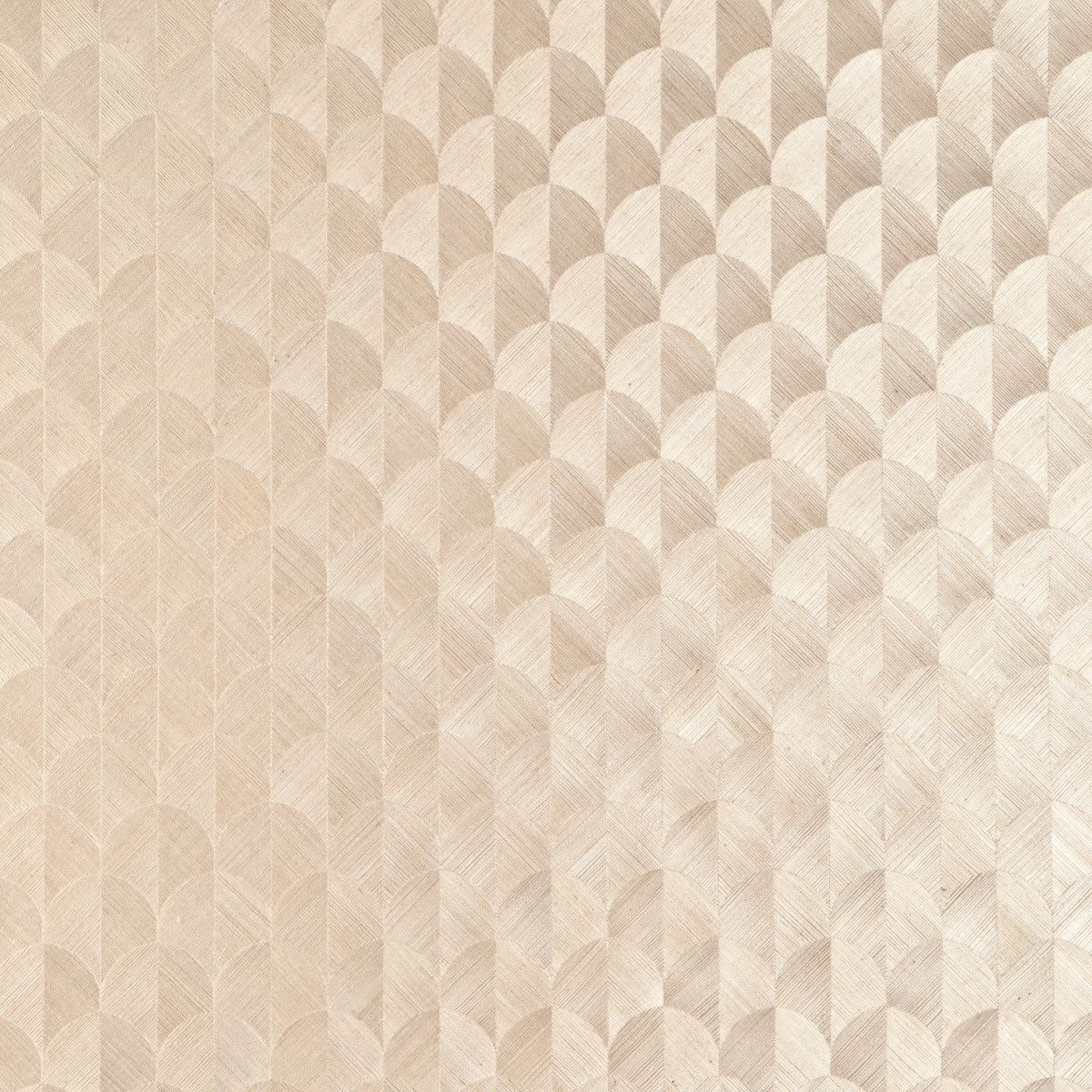 Decowunder Wallpapers Non Woven Sisal Wallpaper Scale