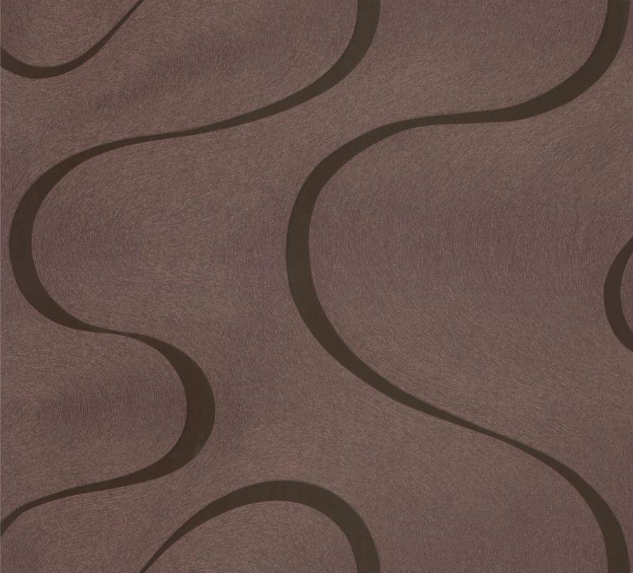 hochwertige tapeten und stoffe designer tapete luigi colani 53337 decowunder. Black Bedroom Furniture Sets. Home Design Ideas