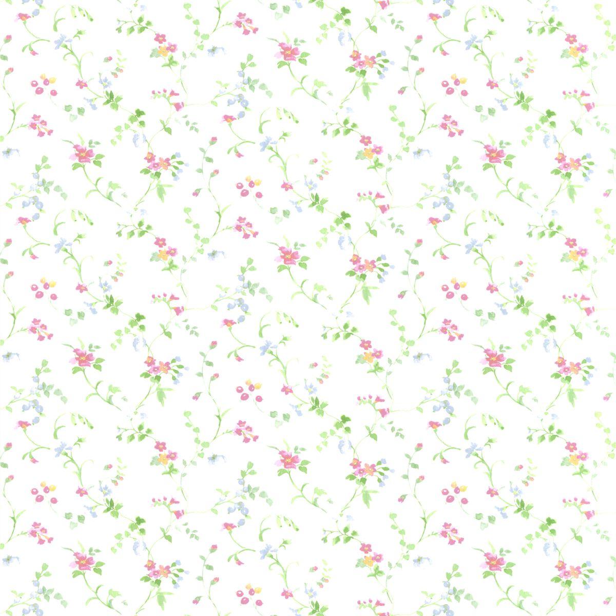 Florale Tapeten G?nstig : Florale Muster Moderne Tapeten Pictures to pin on Pinterest