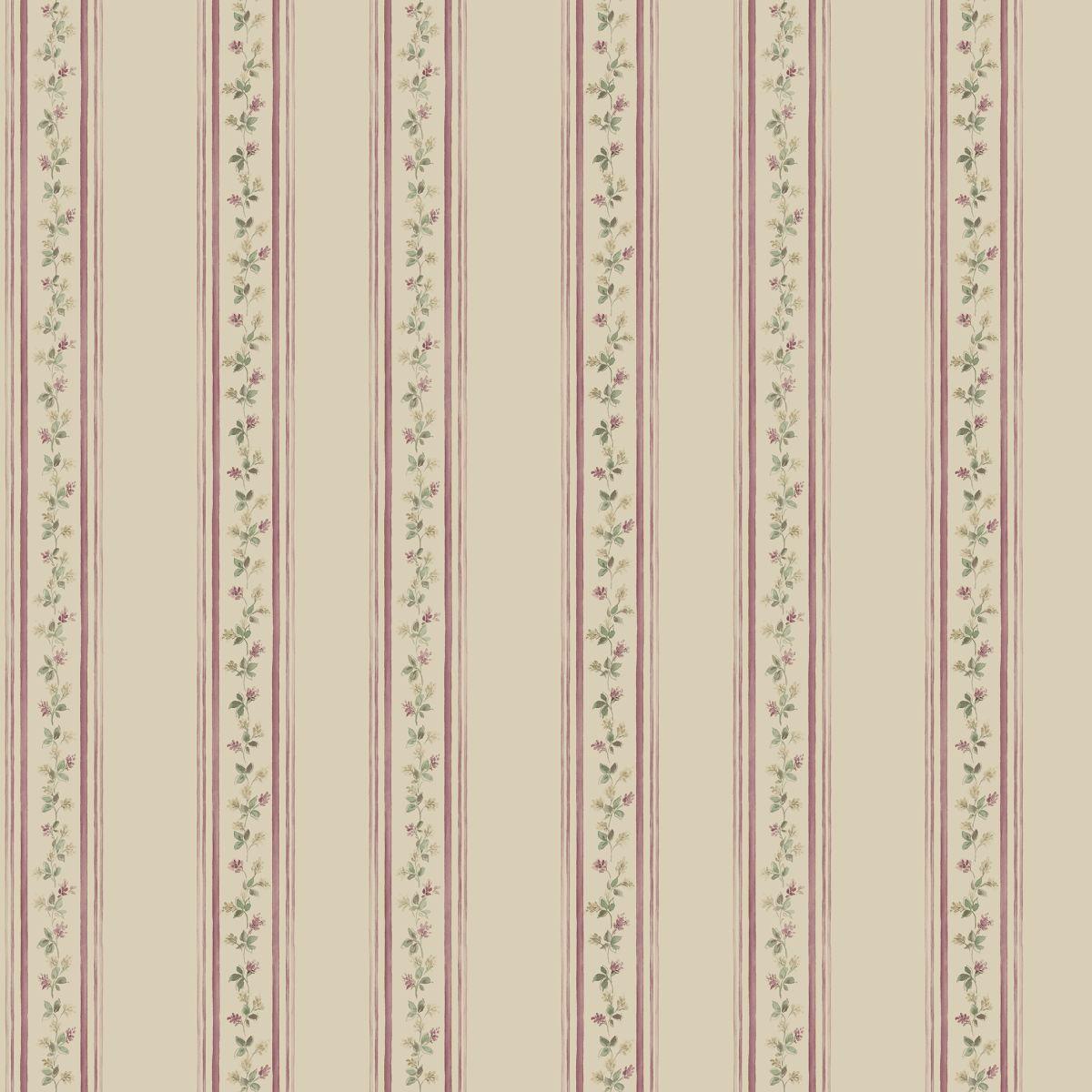 decowunder tapeten landhaus tapete floral prints pr33869. Black Bedroom Furniture Sets. Home Design Ideas