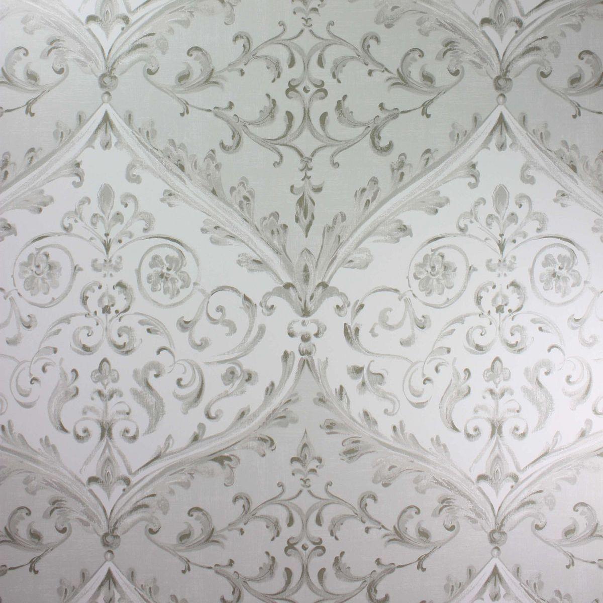 decowunder tapetenshop papiertapete nina campbell rosslyn wallpapers ncw4156 04. Black Bedroom Furniture Sets. Home Design Ideas