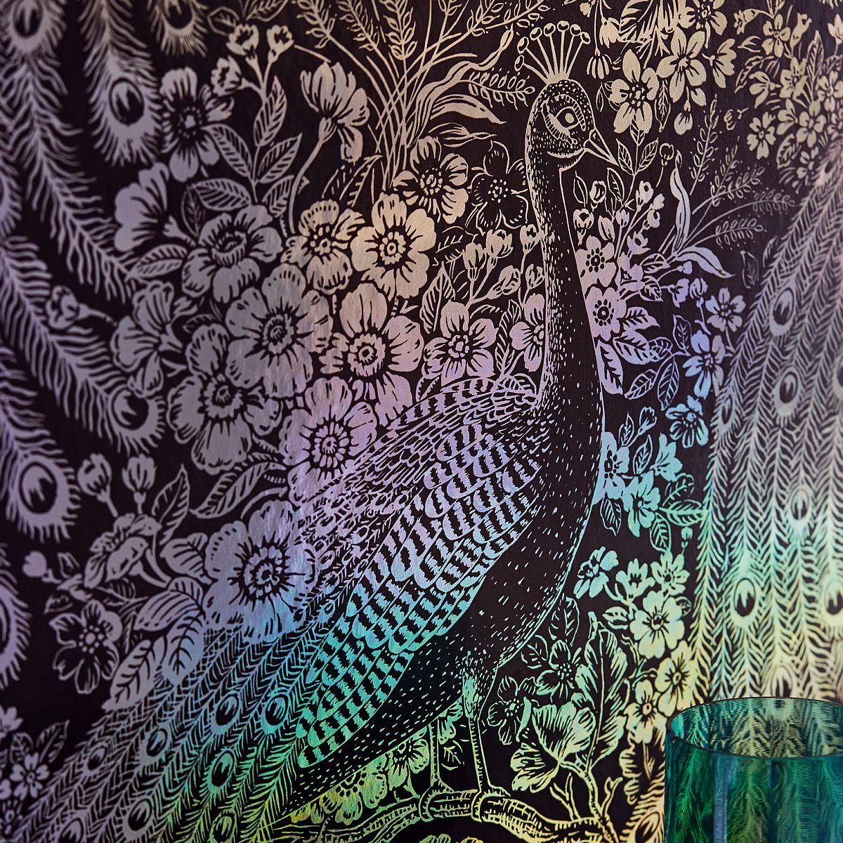 hochwertige tapeten und stoffe vliestapete metallic folie reflect eijffinger 378000 decowunder. Black Bedroom Furniture Sets. Home Design Ideas