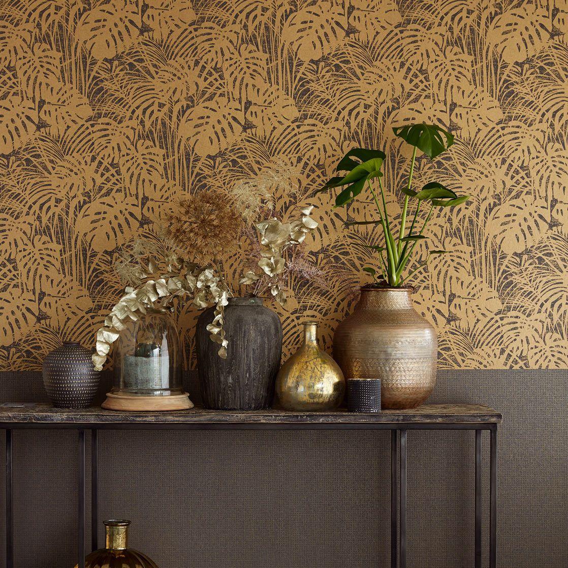 hochwertige tapeten und stoffe vliestapete reflect eijffinger 378010 decowunder. Black Bedroom Furniture Sets. Home Design Ideas
