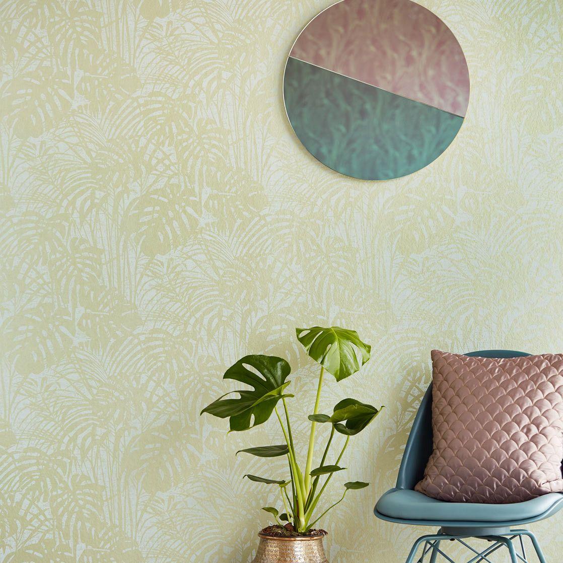 hochwertige tapeten und stoffe vliestapete reflect eijffinger 378011 decowunder. Black Bedroom Furniture Sets. Home Design Ideas