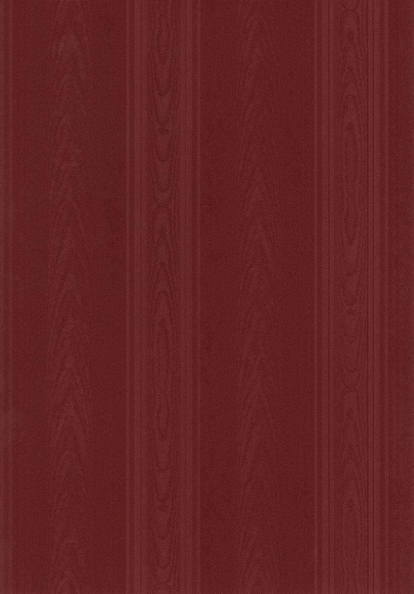 Hochwertige tapeten und stoffe tapete simply silks moire for Tapete streifen rot