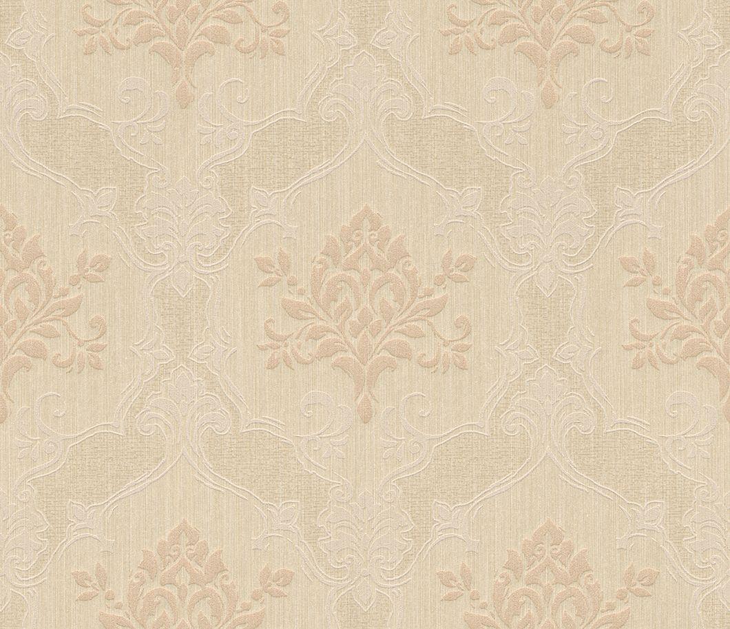 hochwertige tapeten und stoffe tapete mit klassischem. Black Bedroom Furniture Sets. Home Design Ideas