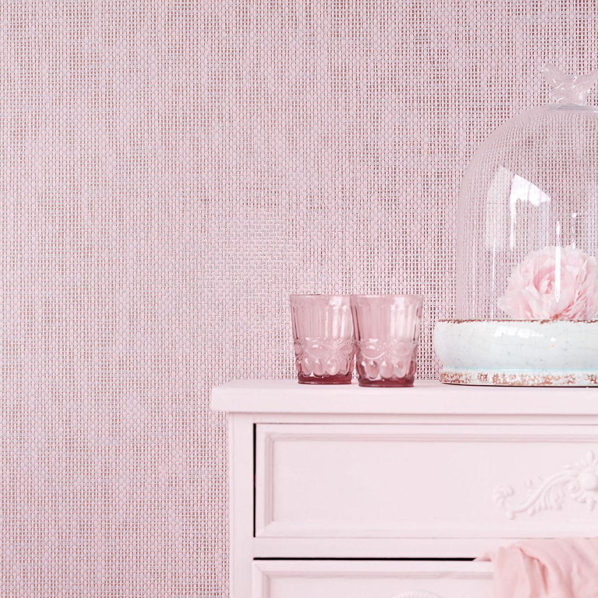 hochwertige tapeten und stoffe papiertapete geflecht. Black Bedroom Furniture Sets. Home Design Ideas