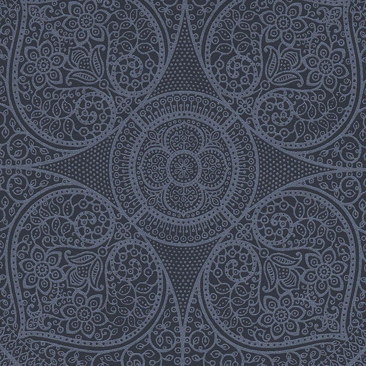 hochwertige tapeten und stoffe vliestapete eijffinger yasmin 341756 decowunder. Black Bedroom Furniture Sets. Home Design Ideas