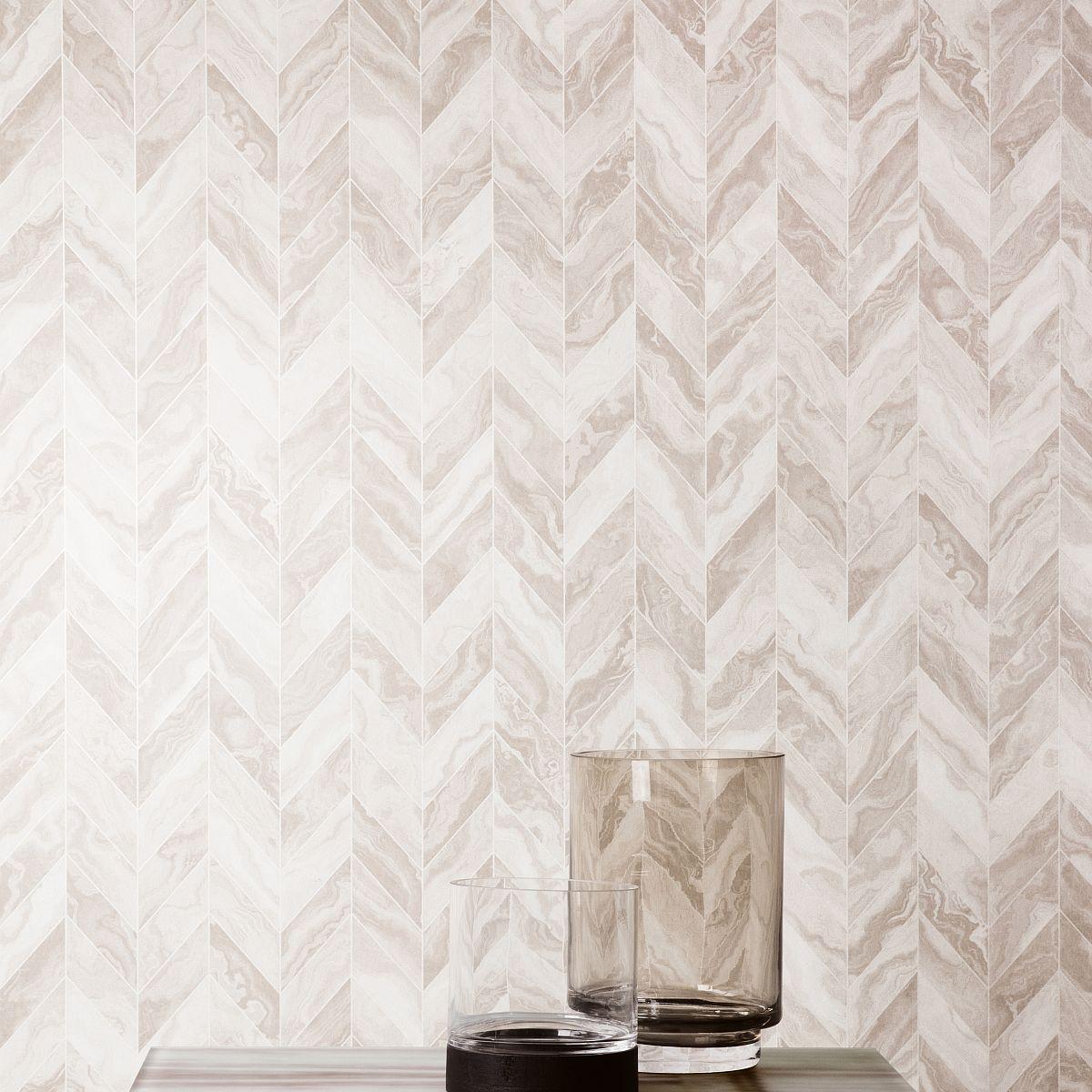 hochwertige tapeten und stoffe vliestapete gema almond. Black Bedroom Furniture Sets. Home Design Ideas