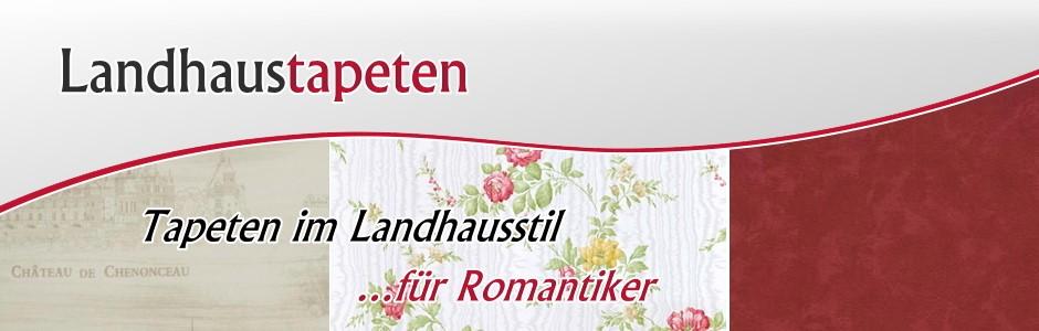 Banner Landhaustapeten