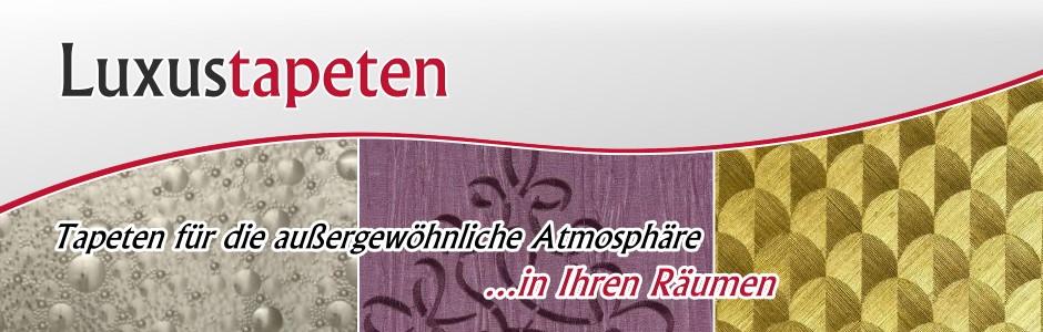 Banner Luxus Tapeten